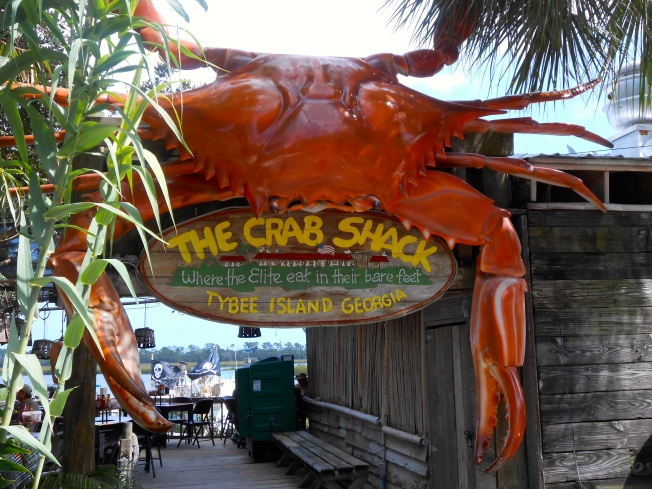 The Crab Shack, Tybee Island Georgia