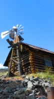 The Mill in Ghost Town
