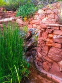 Red Rock Fountain