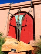 Sculpture in Sedona