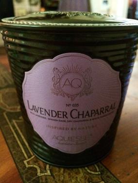 Lavender Chaparral
