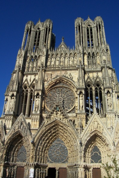 Notre-Dame Cathedral in Reims