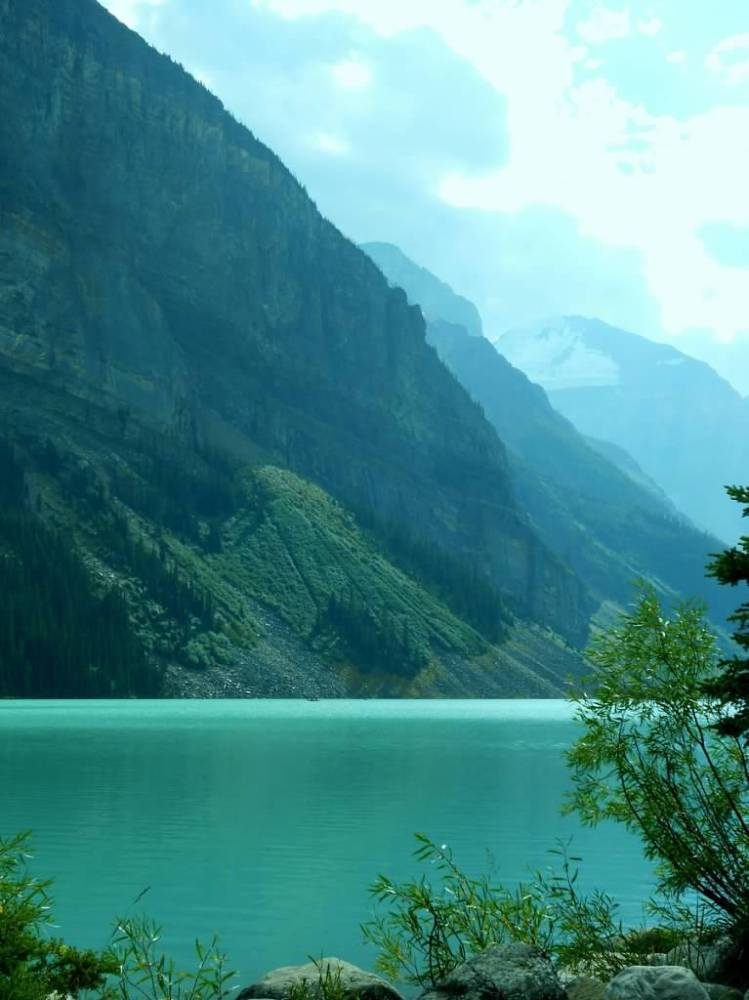 Travels in Canada - Lake Louise, Alberta - part one (4/6)