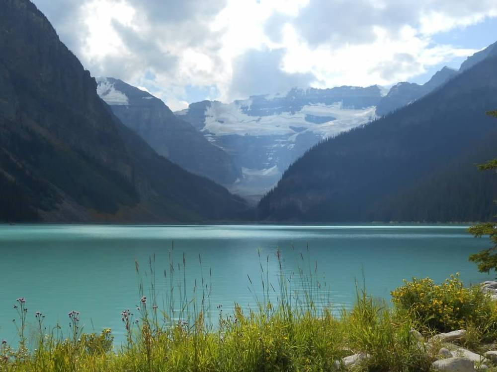 Travels in Canada - Lake Louise, Alberta - part one (3/6)