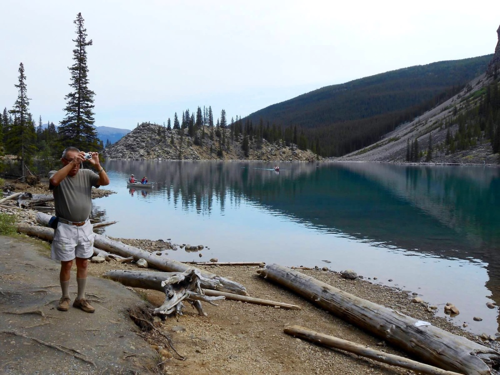 Travels in Canada - Moraine Lake - part four (6/6)