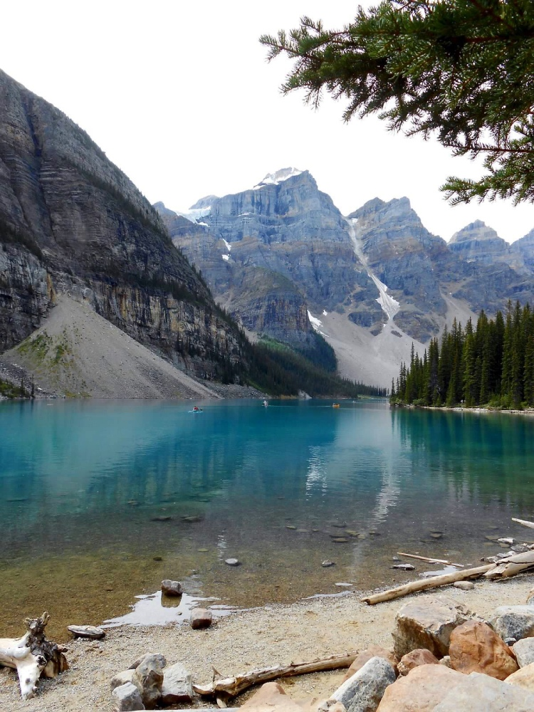 Travels in Canada - Lake Louise & Moraine Lake - part five (5/6)