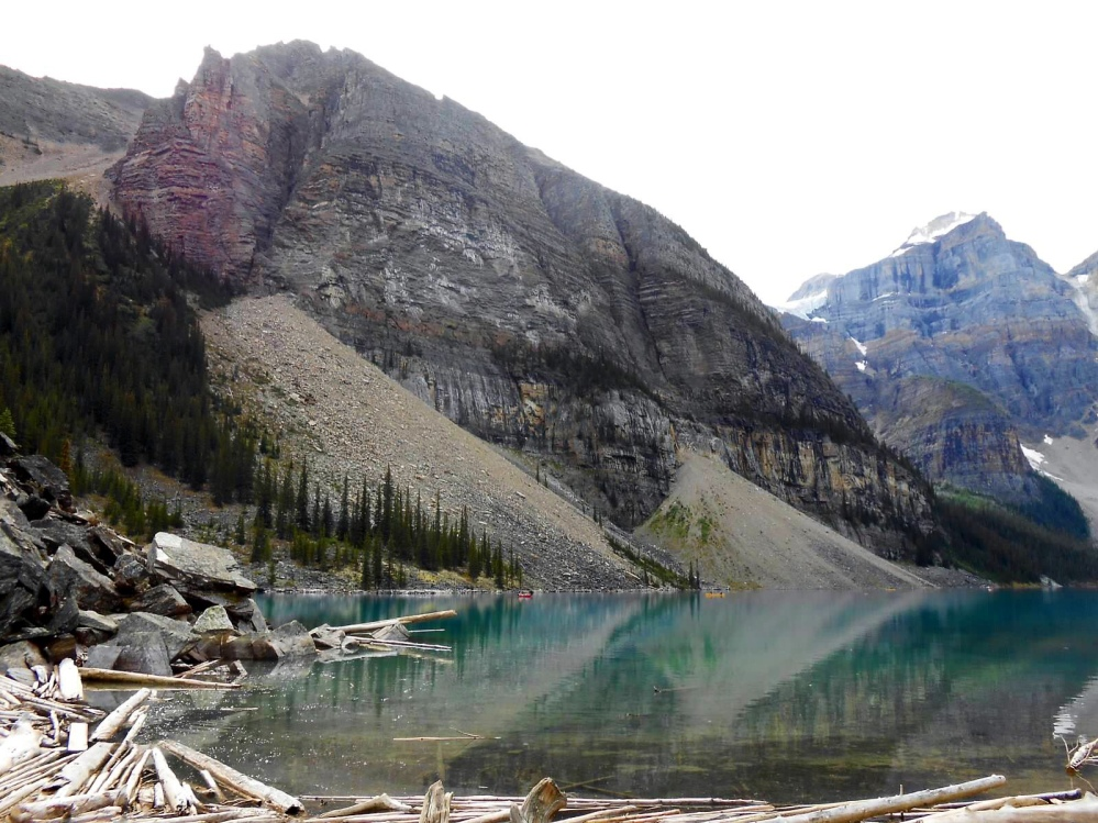 Travels in Canada - Moraine Lake - part four (4/6)