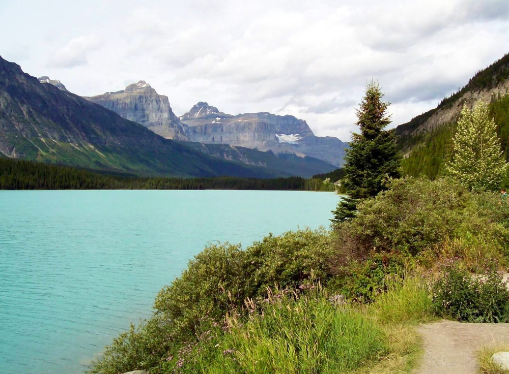 Travels in Canada - Lake Louise, Alberta - part one (5/6)
