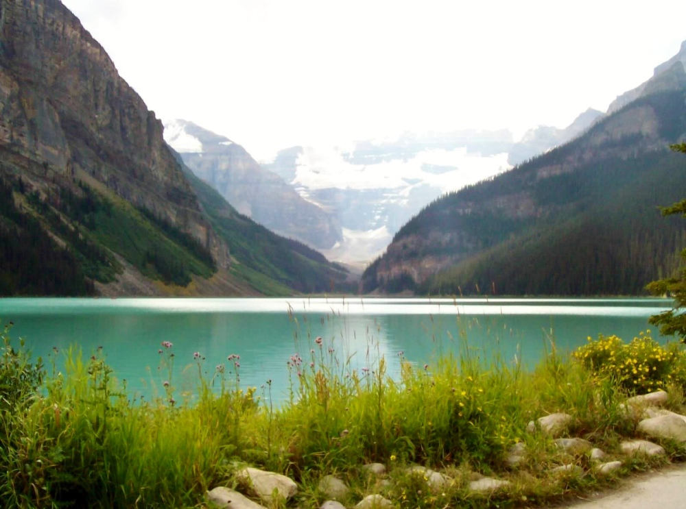Travels in Canada - Lake Louise, Alberta - part one (6/6)