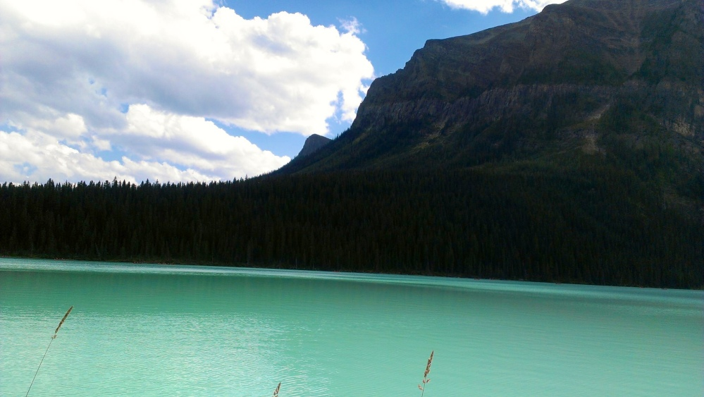 Travels in Canada - Lake Louise & Moraine Lake - part five (4/6)